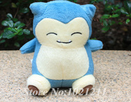 Wholesale New Hot HIgh Quality Plsuh Pokemon Snorlax Plush Snorlax Doll Toy Figure 6 Free Shipping - AliExpress