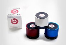 Mini Parlantes Beats bluetooth OEM - Cuponatic