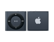 Apple iPod shuffle 2GB Space Grey - Snapdeal