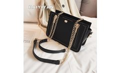 Luxury Rivet Handbags Women Bags Designer Brand Tote Casual PU Leather Chain Shoulder Crossbody Bags for women 2018 sac a main - AliExpress