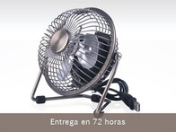 USB Mini Fan Refresca tus ideas con este super ventilador