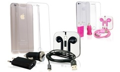 Pack Super de accesorios para iPhone desde 8 95 - Groupon