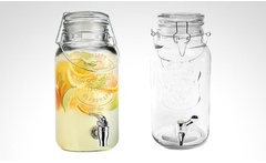 Dispensador Mason Jar Ice para jugos e infusiones Incluye despacho - Groupon