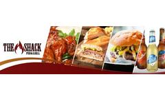 Oferta de Hoy Paga 15 por 10 alitas y 6 cervezas nacionales en The Shack Pub Grill Valor 30 Opcion que incluye sandwiches y hamburguesas disponible - Oferta Simple