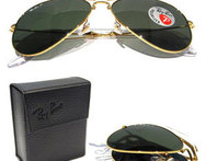 ENVIO GRATIS: Lentes Ray Ban Aviador Folding Gold Green. - Descontate