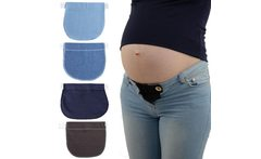 Maternity Pregnant Mother Spuc Belt Pregnancy Support Belly Bands Fit Jeans Spuc Support Prenatal Care Girdle Postnatal Supplies - AliExpress