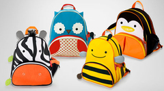 ¡On the GO! S/. 59.90 en vez de S/. 79.90 por 1 Mochila Zoo Pack de divertidos modelos de animales a elección - OferTOP