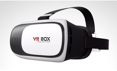 Gafas de realidad virtual vr box 3d control - Groupon