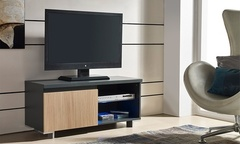 Mueble para la TV modelo Pauline con luces led desde 69 90 - Groupon