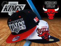 HAPPY HOUR GORRAS NBA de Chicago Bulls y Los Angeles Kings Elegi la que mas te guste Recibilas via OCA en tu domicilio en todo el pais
