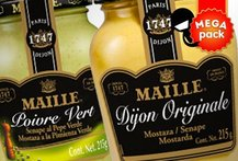 51% Pack 5 mostazas Maille - Cuponatic