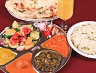 Menu individual comida india en Royal Indian Restaurant - Groupalia