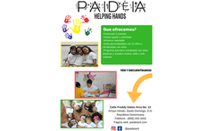 Back to School Paga RD 4 495 en vez de RD 20 000 por Inscripcion Primer mes de Colegiatura en PAIDEIA Helping Hands - Viagrupo