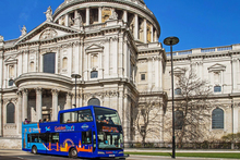 3hr London Panorama Open Top Bus Tour 9 50 instead of 19 for a London Panorama 3 hour open top bus tour from Golden Tours see London s iconic sights and save 50 - wowcher