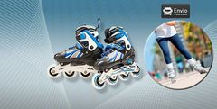 Patines rollers talle regulable - woOw