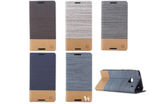 Heritage Denim jean Wallet Leather Credit Card Stand with filp cover for HTC ONE M7 High Quality Flip Cover - AliExpress