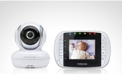 Monitor de bebe video inalambrico Motorola Incluye despacho - Groupon