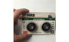 6200 2RS Bearings 10x30x9mm Stable Performance and Cost Effective Double Seal and Pre Lubricated Deep Groove Ball Bearings - AliExpress