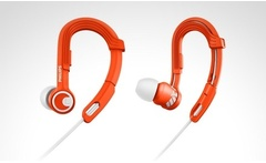 Audifonos deportivos ActionFit Philips SHQ3300OR naranjos Incluye despacho - Groupon
