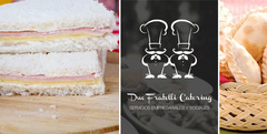 ¡Ideal para un evento! Catering salado para 20 personas Due Fratelli Catering a $169 - Clickon