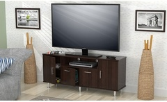 Mesa TV video con 4 puertas abatibles Inval - Groupon