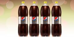 PACK DE 4 PEPSI LIGHT 2.5 LITROS - woOw