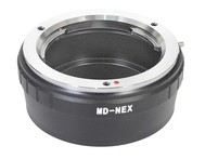 MD NEX Lens Adapter ring FOR Minolta MD lens to S0ny NEX E mount cameras - AliExpress