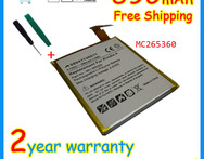 NEW genuine original 890mah battery for kindle 4 4th 6 515 1058 01 S2011 001 S replacement Battery high quality - AliExpress