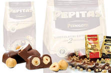 Pepitas Pernigotti: chocolate italiano con avellanas. - Club Cupon