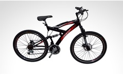 Bicicleta todoterreno GW Caronte rin 26 doble pared en color a eleccion con envio - Groupon