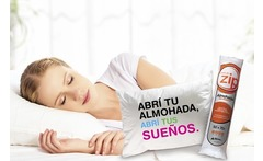 Pack de 2 Almohadas Queen House Soft Pillow - Agrupate