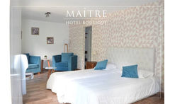 Maitre Hotel 1 2 o 3 noches para 2 con desayuno Welcome drink y Late check out - Agrupate