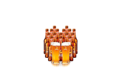 Pack de Cervezas y Vasos Shock Top XL - BevyBar