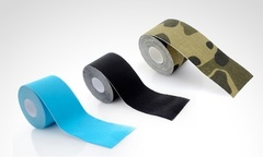 9 990 en vez de 20 310 por 3 tapes kinesiologicos Sport Therapy Tape en color a eleccion Incluye despacho - Groupon