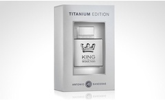 Fragancia para hombre Antonio Banderas King of Seduction Titanium Edition Incluye envio - Groupon
