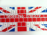 10PCS LOT UK England United Kingdom Britain FLAG Silicone Keyboard Cover Skin protector film sticker for Macbook Pro 13 15 17 - AliExpress