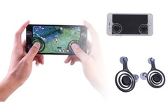 Uno o 2 mini joystick portatile per smartphone o tablet disponibile in 2 colori - Groupon