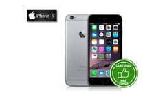 Iphone 6 16GB color Space Grey - woOw