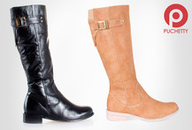 Botas Jamelia By Puchetty 30% - Cuponatic