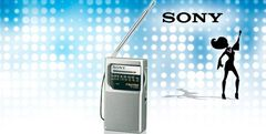 Radio Portatil Sony - woOw