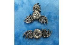 NEW Game of Thrones Fidget Spinner Dragon Eye Metal Hand Spinner Finger Spinner Anti Stress Tri Spiner Toys for Autism and ADHD - AliExpress