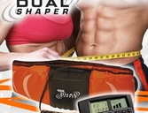 29 de Descuento Gym Form Dual Shaper Electroestimulador Vibracion Rotundo exito de ventas via TV facil de usar e ideal para hacer fitness