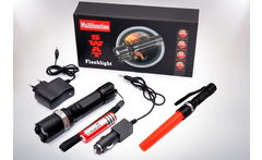 Linterna Tactica Multifuncional Swat Flashlight - Cuponatic