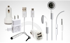 Kit de carga 5 en 1 para Samsung Galaxy color a eleccion con envio - Groupon