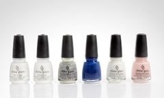 $11.990 en vez de $21.280 por 4 esmaltes + 2 bases Top Coat marca China Glaze. Incluye despacho - Groupon
