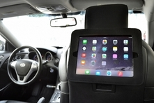 $8.990 por car headrest marca Digital Gadgets para iPad 2/3/4 o mini. Incluye despacho - Groupon