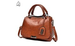 Casual Handbag Designer Women Leather Rivet Handbags Clutch Totes Pochette Shoulder Bags Tote Crossbody Bag High Quality Maidy - AliExpress