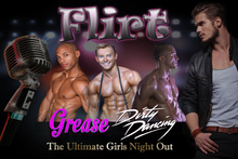 Dirty Dancing Grease Show Ticket Champagne Buffet 12 50 for a ticket to the Dirty Dancing and Grease Show at VOID Nightclub including a buffet dinner and glass of Champagne with Flirt Manchester save 50 - wowcher