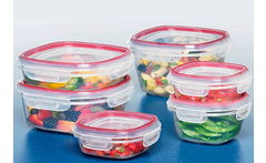 Set 12 Piezas Lock Its Set Rubbermaid - Cuponatic