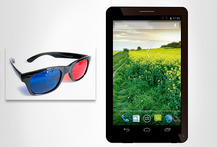 Tablet Celular 3D + Gafas 30% - Cuponatic